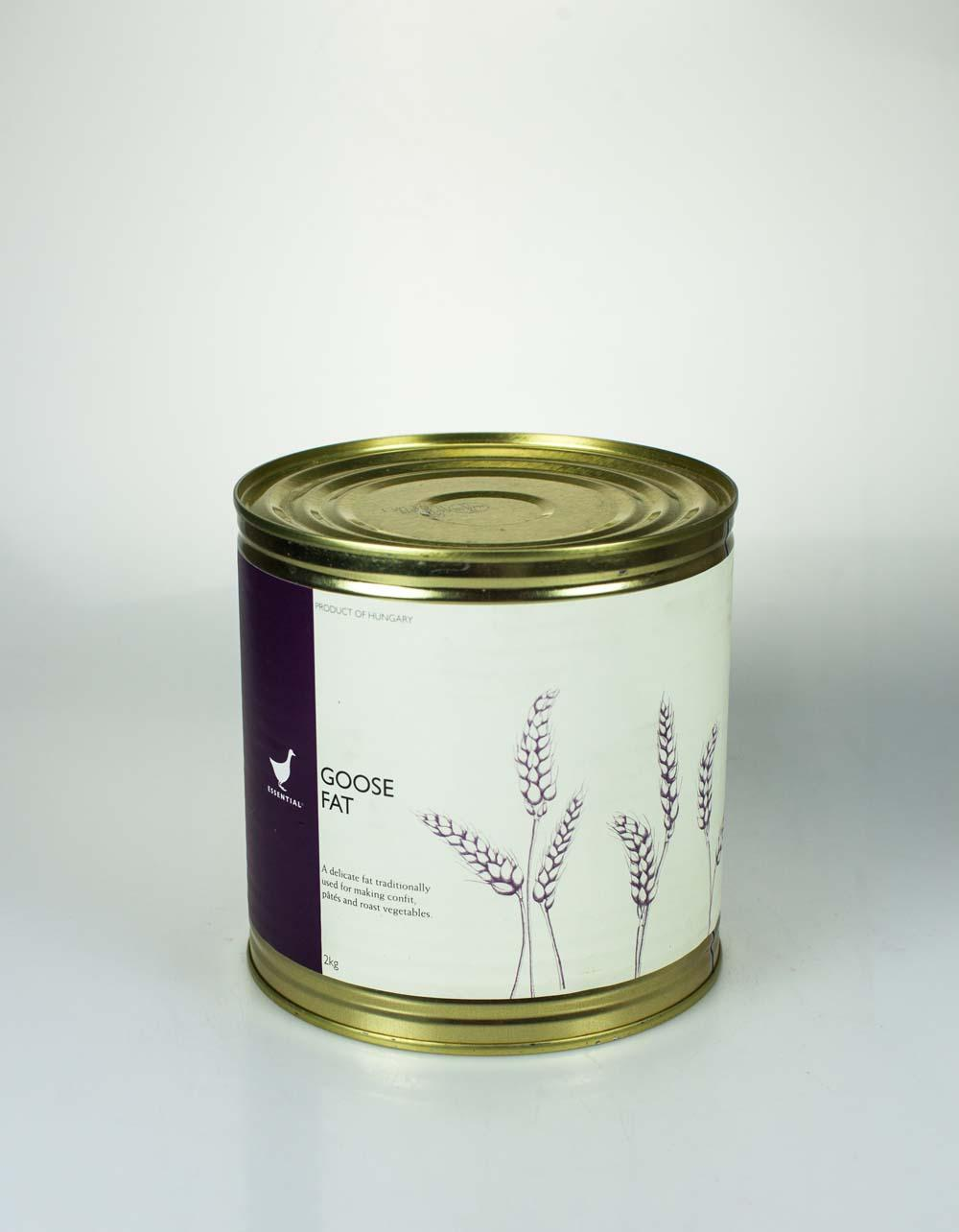 The Essential Ingredient Goose Fat 2kg
