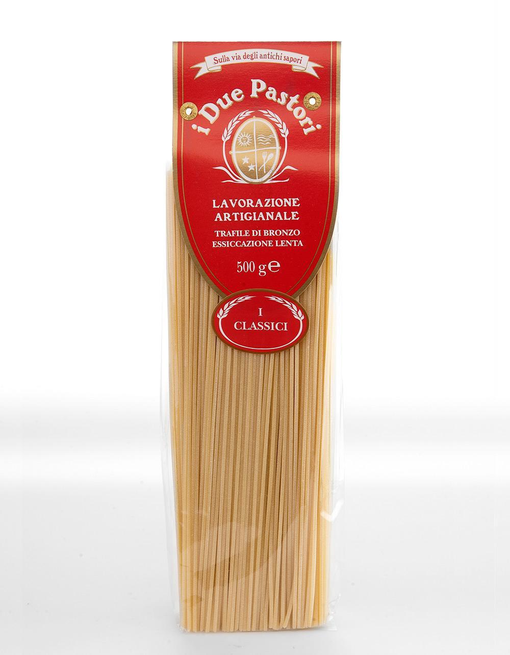 I Due Pastori Spaghetti 500g