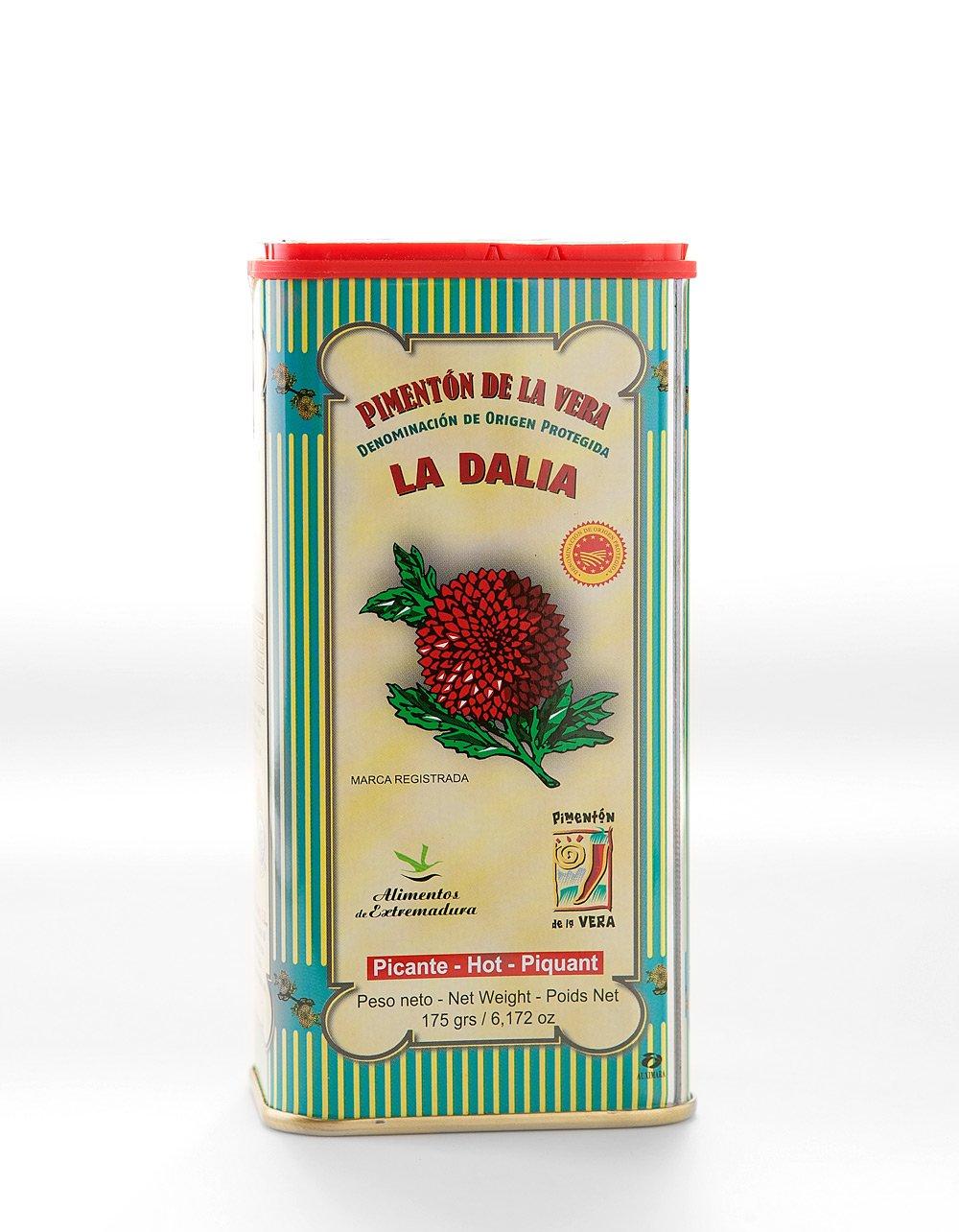 La Dalia Hot Smoked Paprika 175g