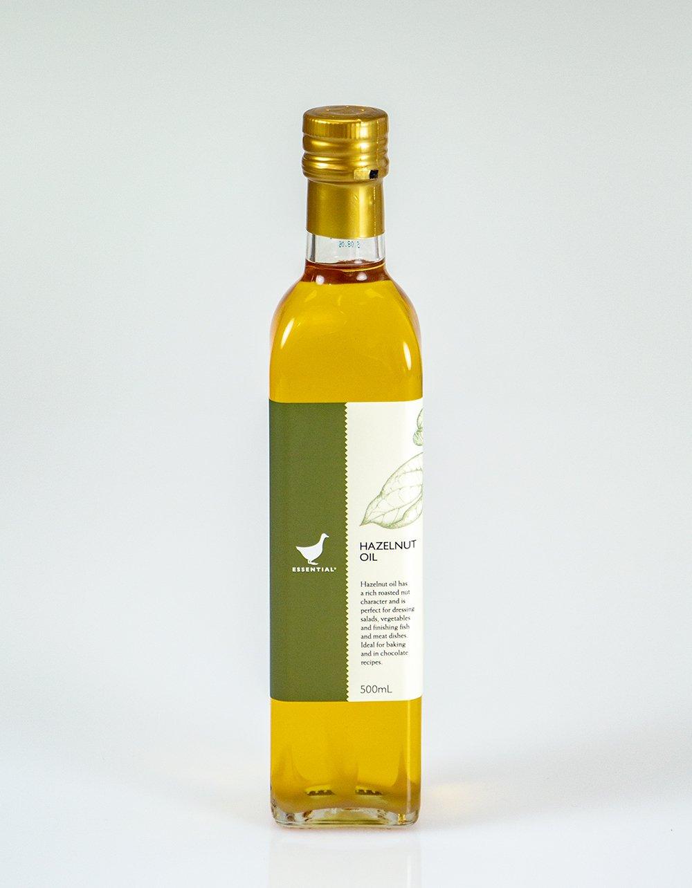 The Essential Ingredient Hazelnut Oil 500ml