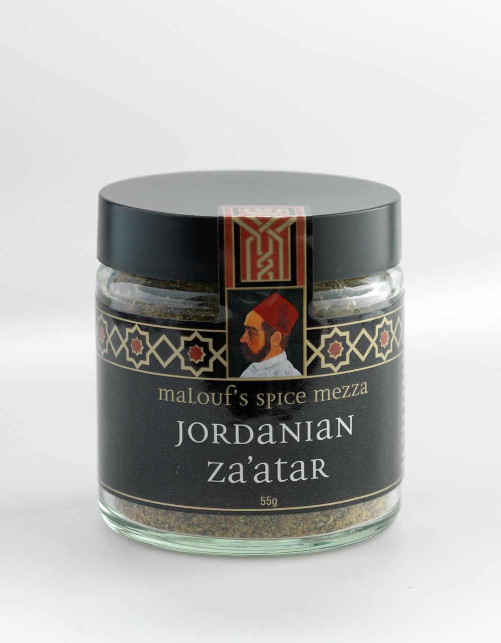 Malouf's Spice Mezza Jordanian Za'atar 55g