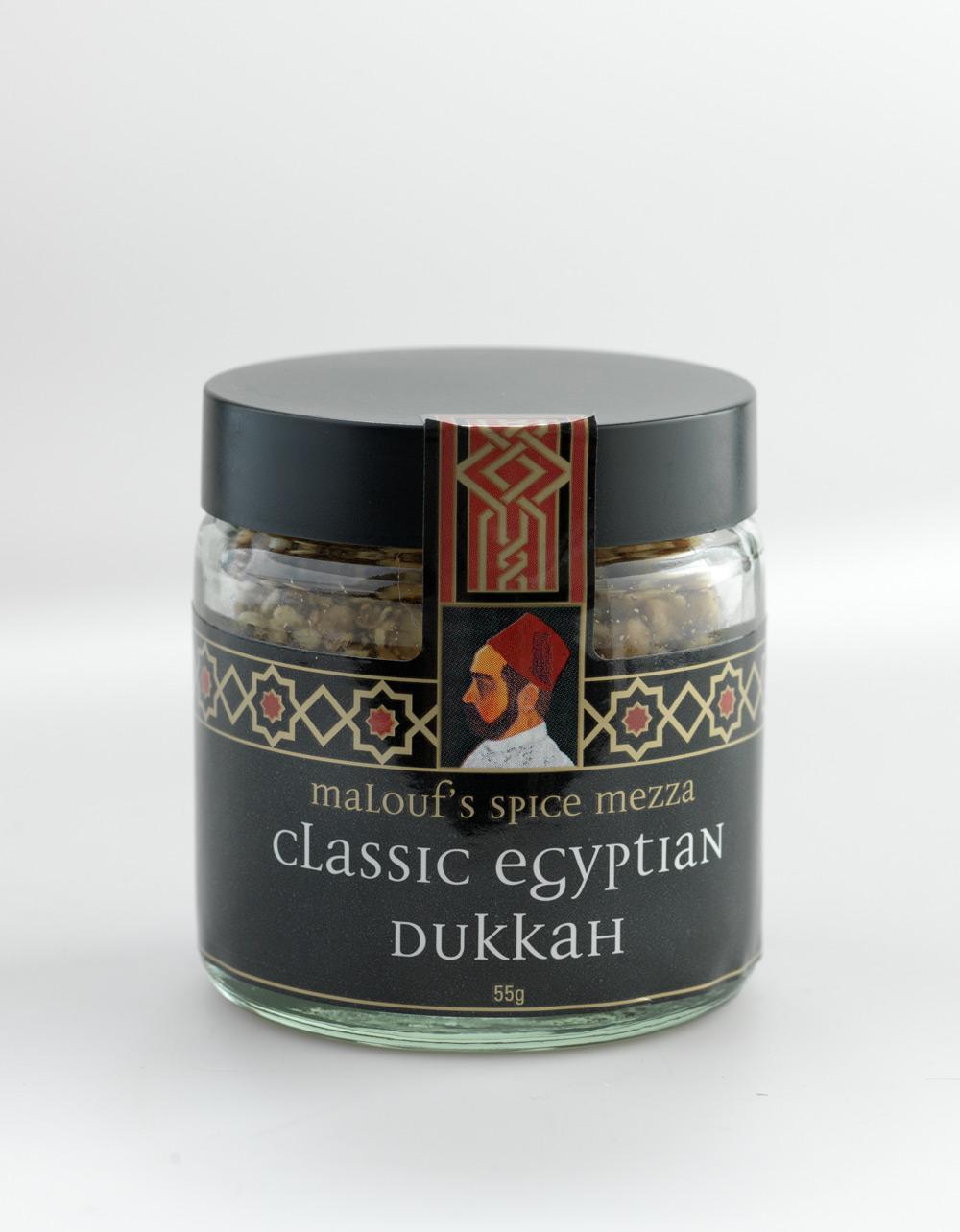 Malouf's Spice Mezza Classic Egyptian Dukkah 55g