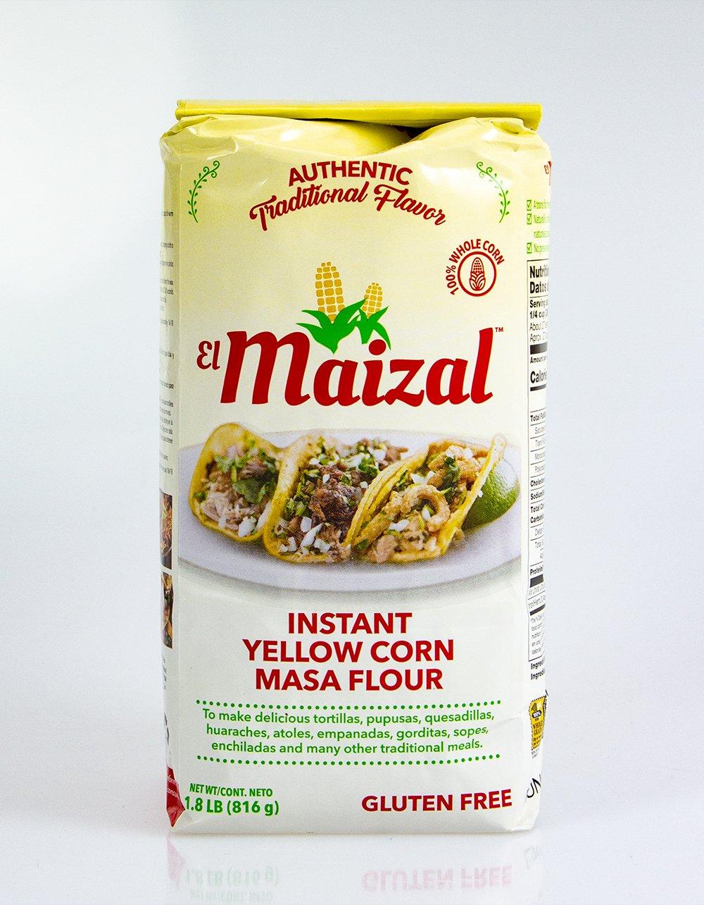 Minsa Yellow Corn Masa Flour 1kg - Essential Wholesale NSW