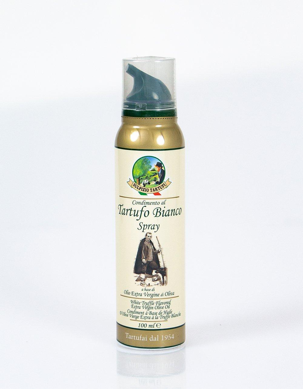 Sulpizio Tartufi White Truffle Extra Virgin Olive Oil Spray 100mL