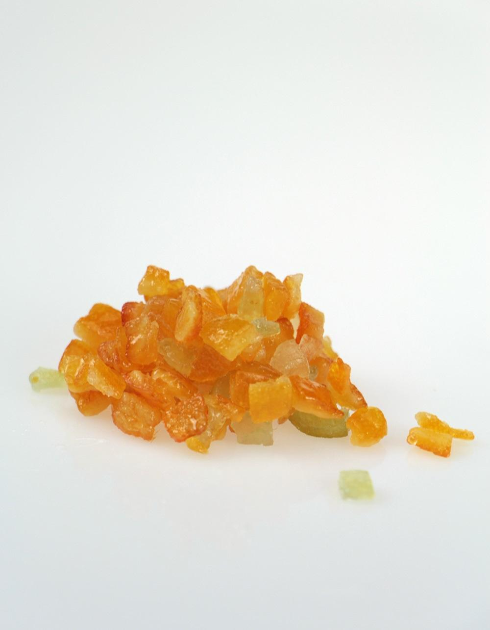 Candied Mixed Diced Peel 1kg