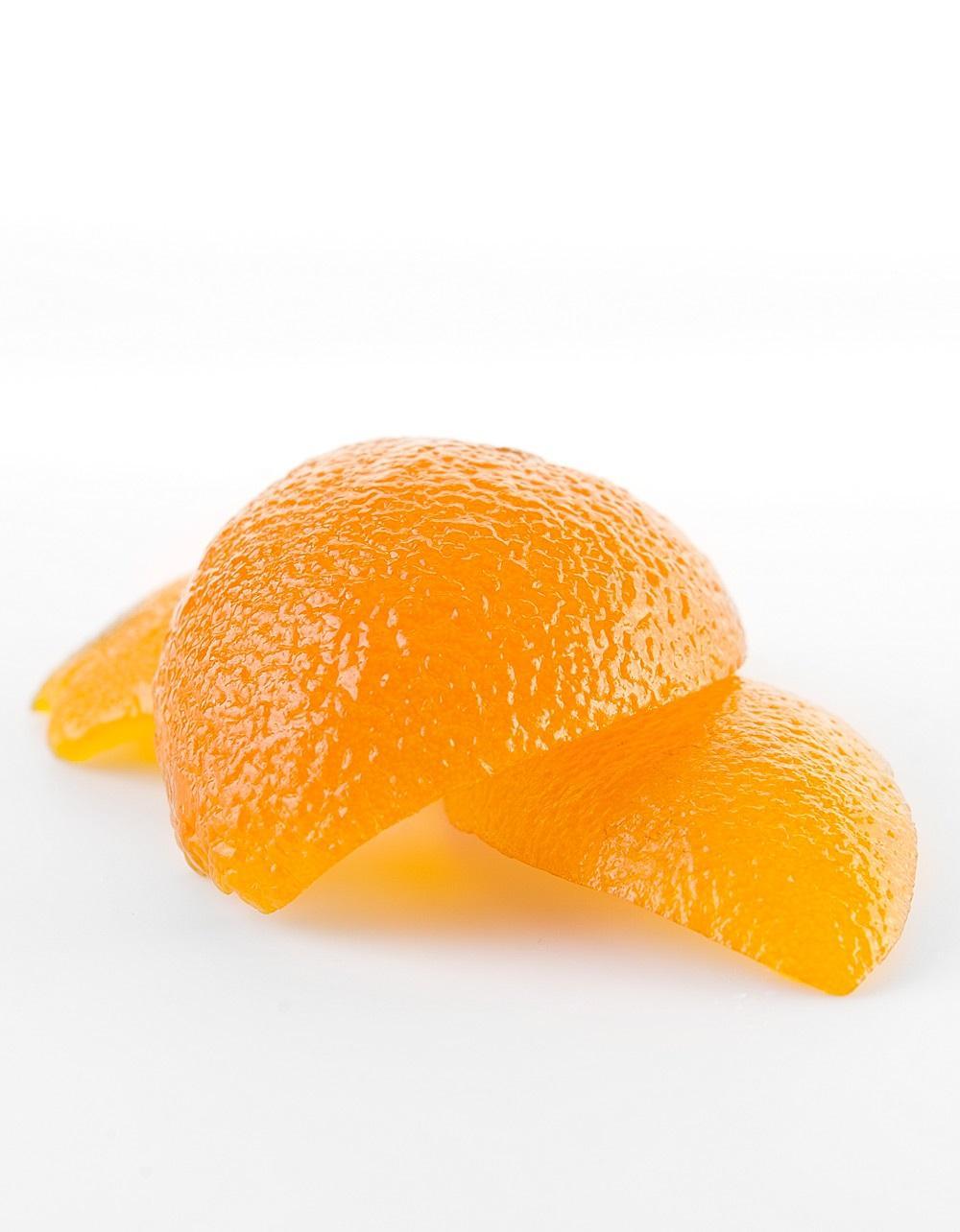 Candied Orange Peel Quarters The Essential Ingredient 1kg