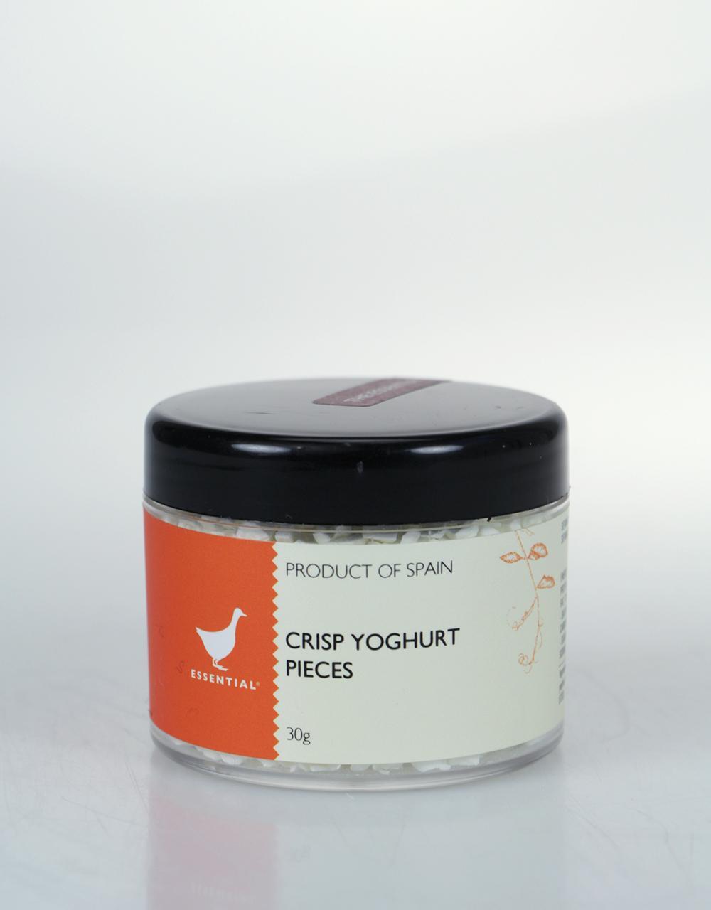The Essential Ingredient Crisp Yoghurt Pieces 30g