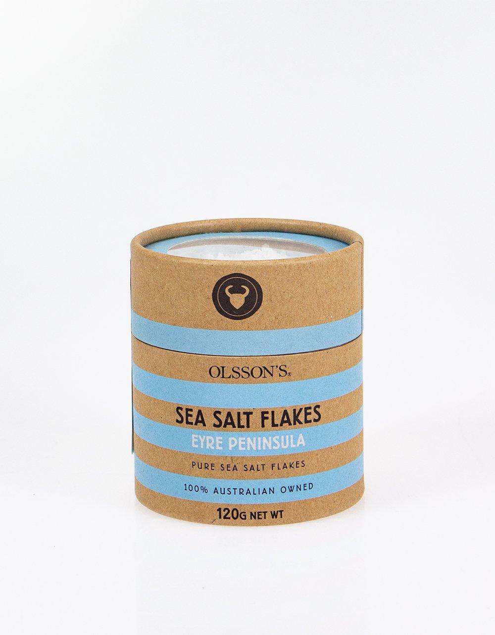 Olsson's Sea Salt Flakes 100g