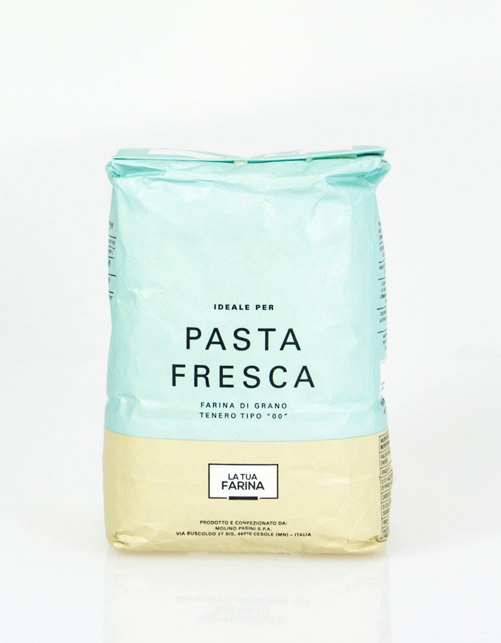 La Tua Farina Pasta Flour Type 00 1kg
