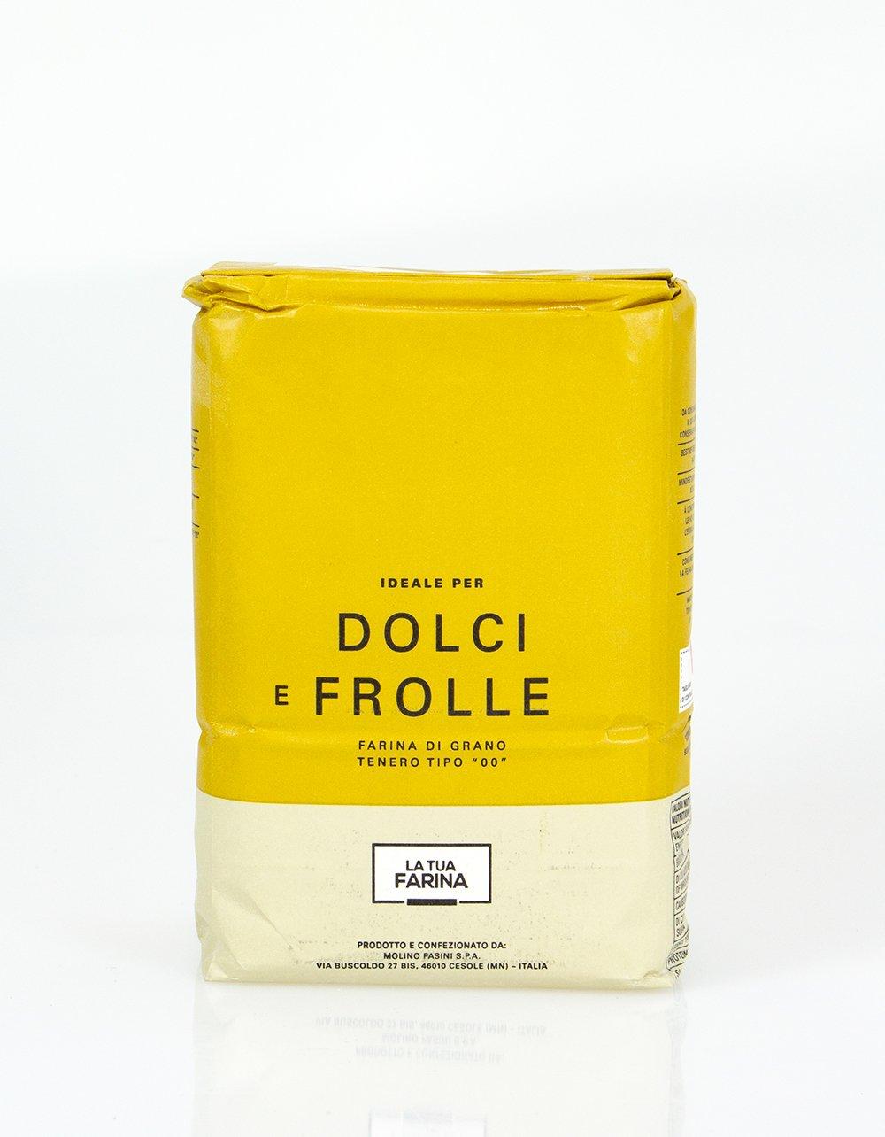 La Tua Farina Dolci e Frolle Flour 1kg