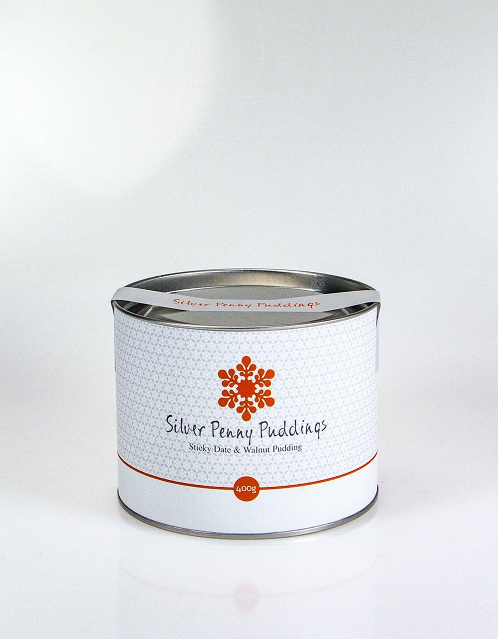 Australian Silver Penny Puddings Sticky Date & Walnut Pudding 400g