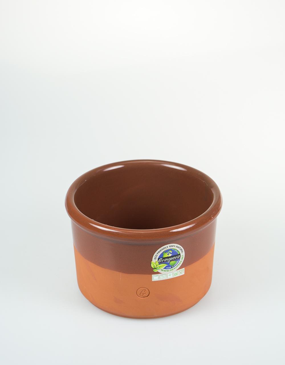 Graupera Custard Dish - Honey 11.5cm x 8cm