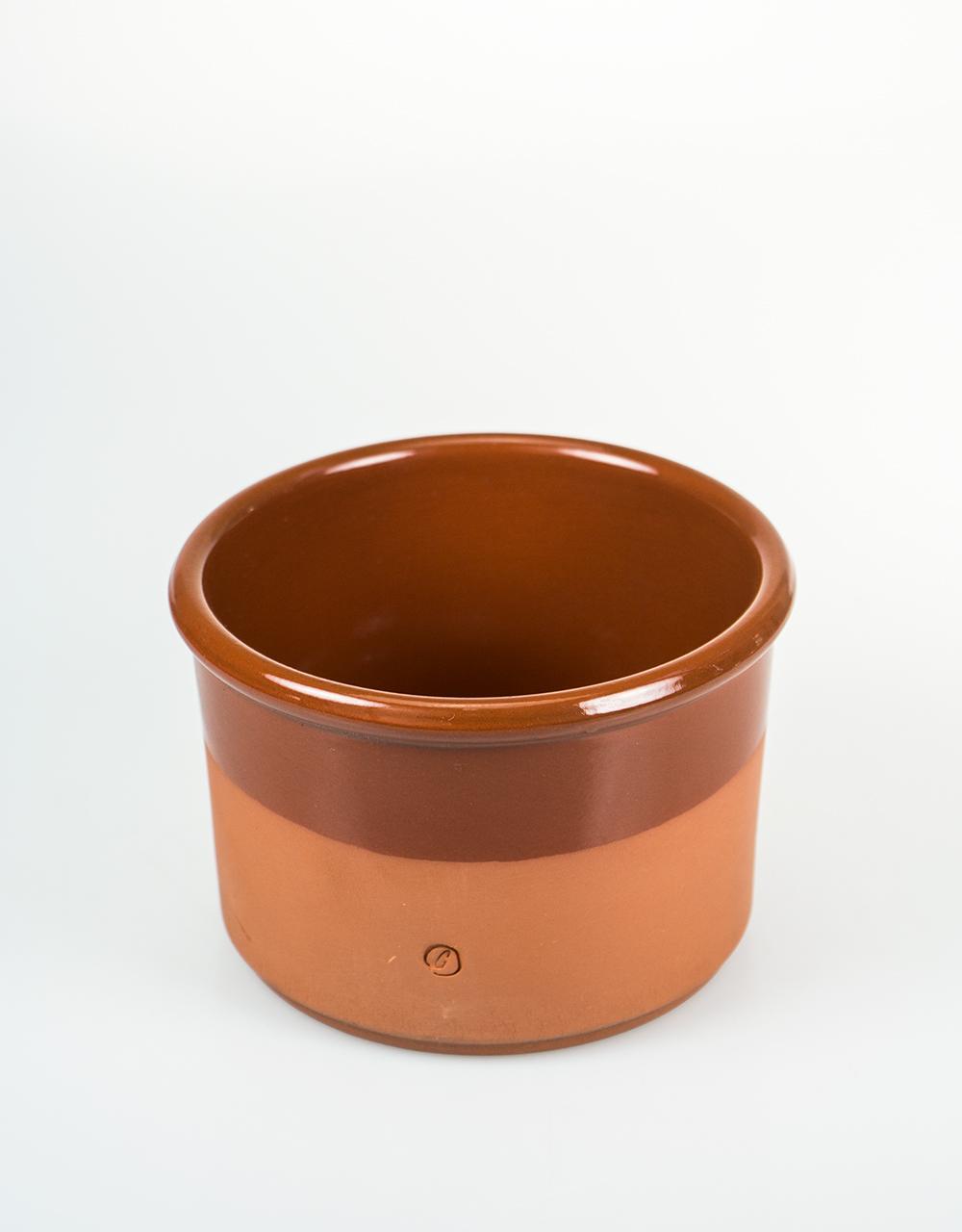 Graupera Custard Dish - Honey 12.5cm x 9cm