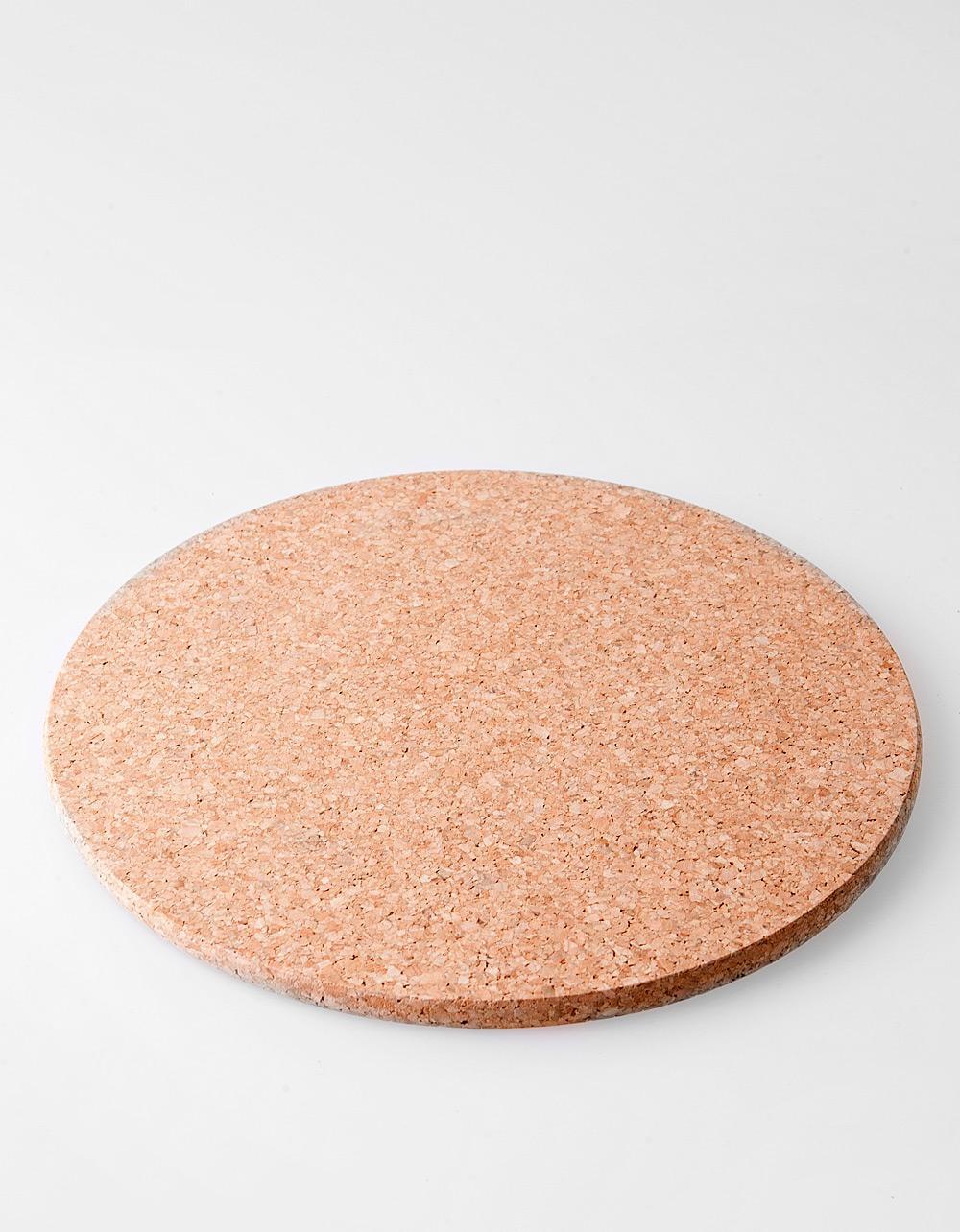 The Essential Ingredient Round Cork Mat 20cm