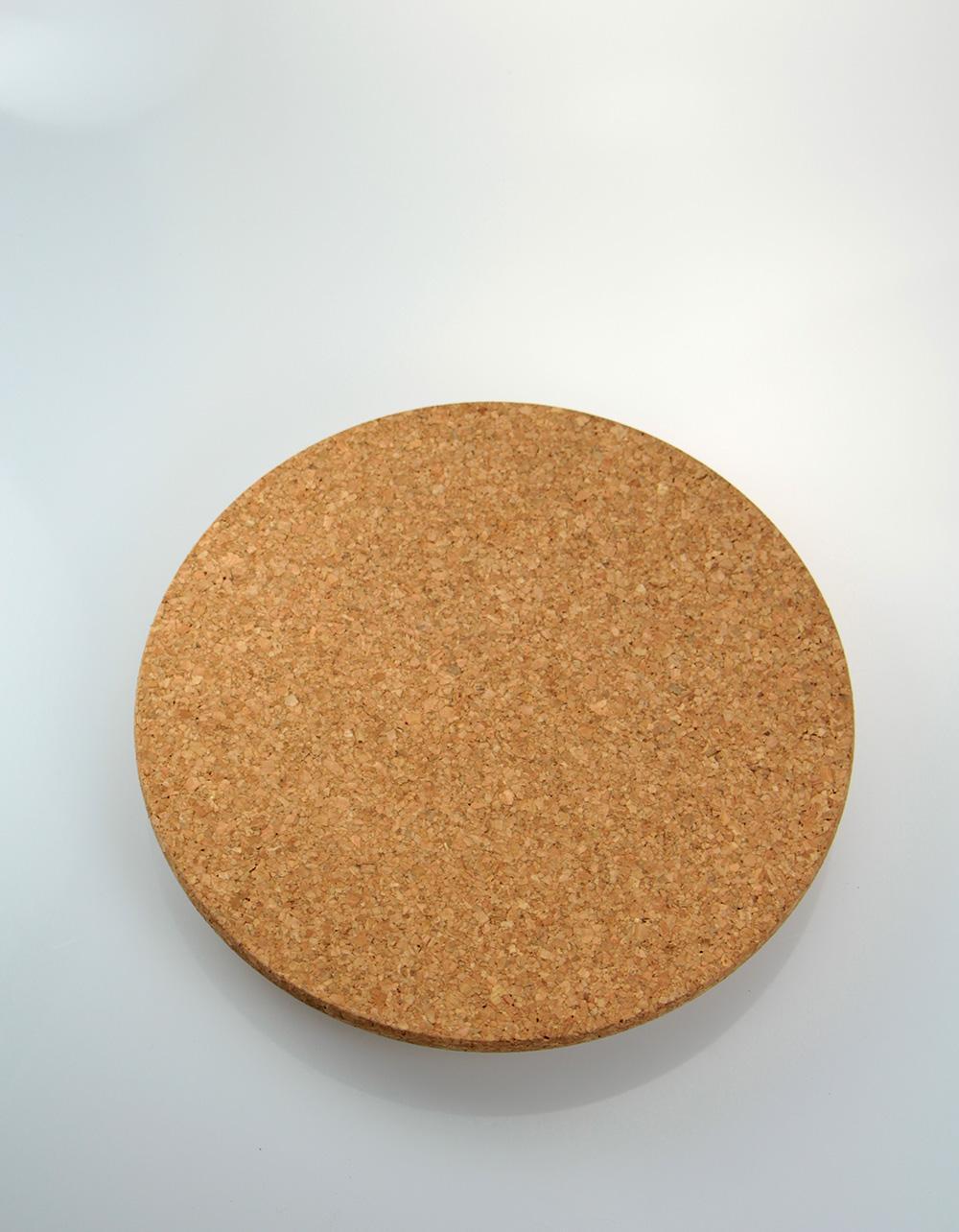 The Essential Ingredient Round Cork Mat 25cm
