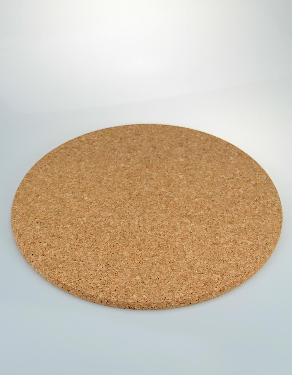 The Essential Ingredient Round Cork Mat 30cm