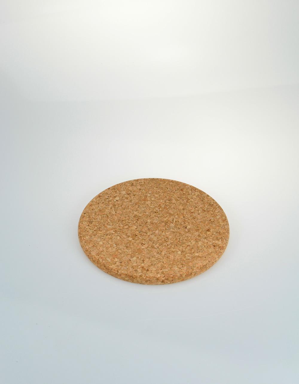 The Essential Ingredient Round Cork Mat 15cm
