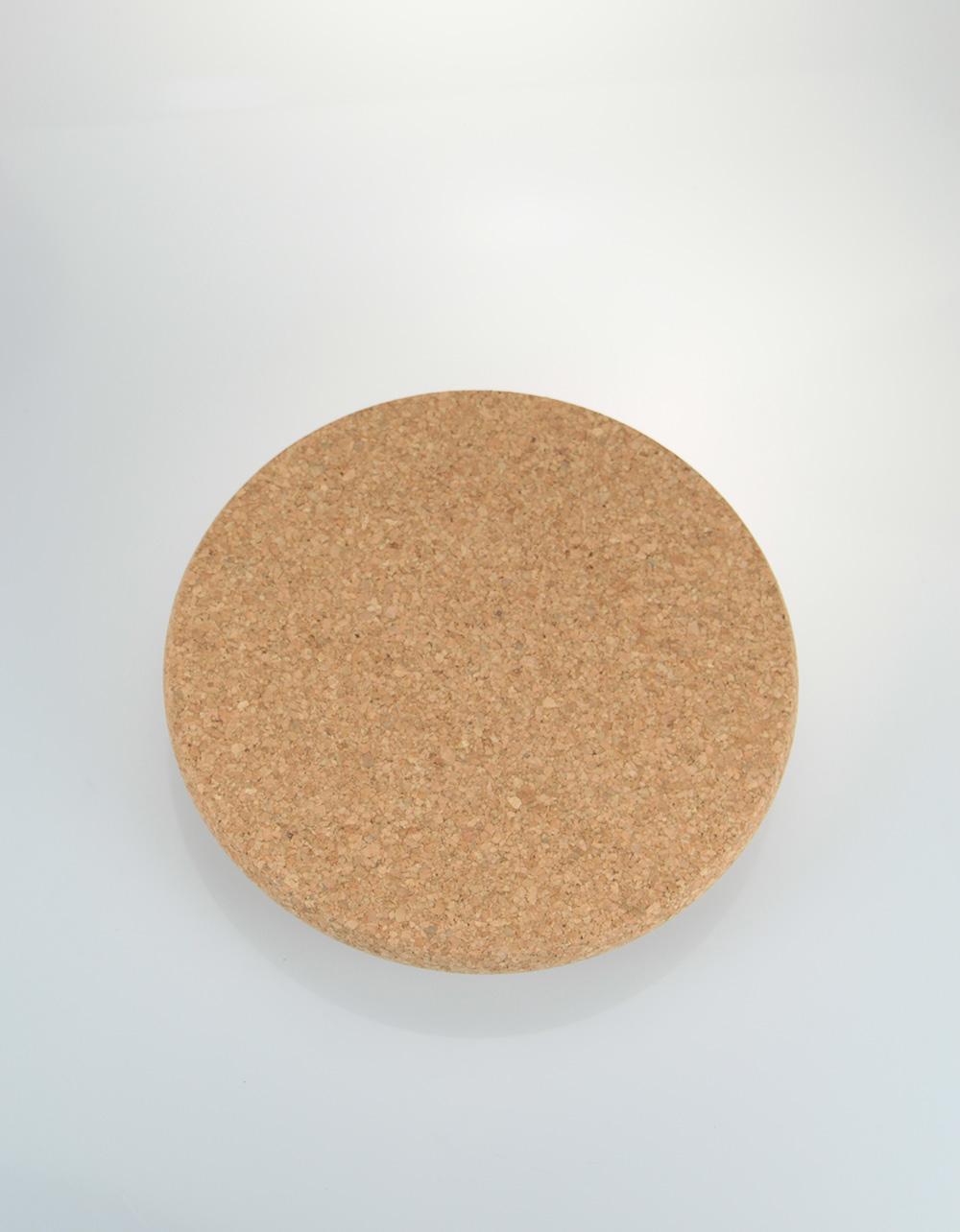 The Essential Ingredient Round Cork Mat 25cm x 2cm