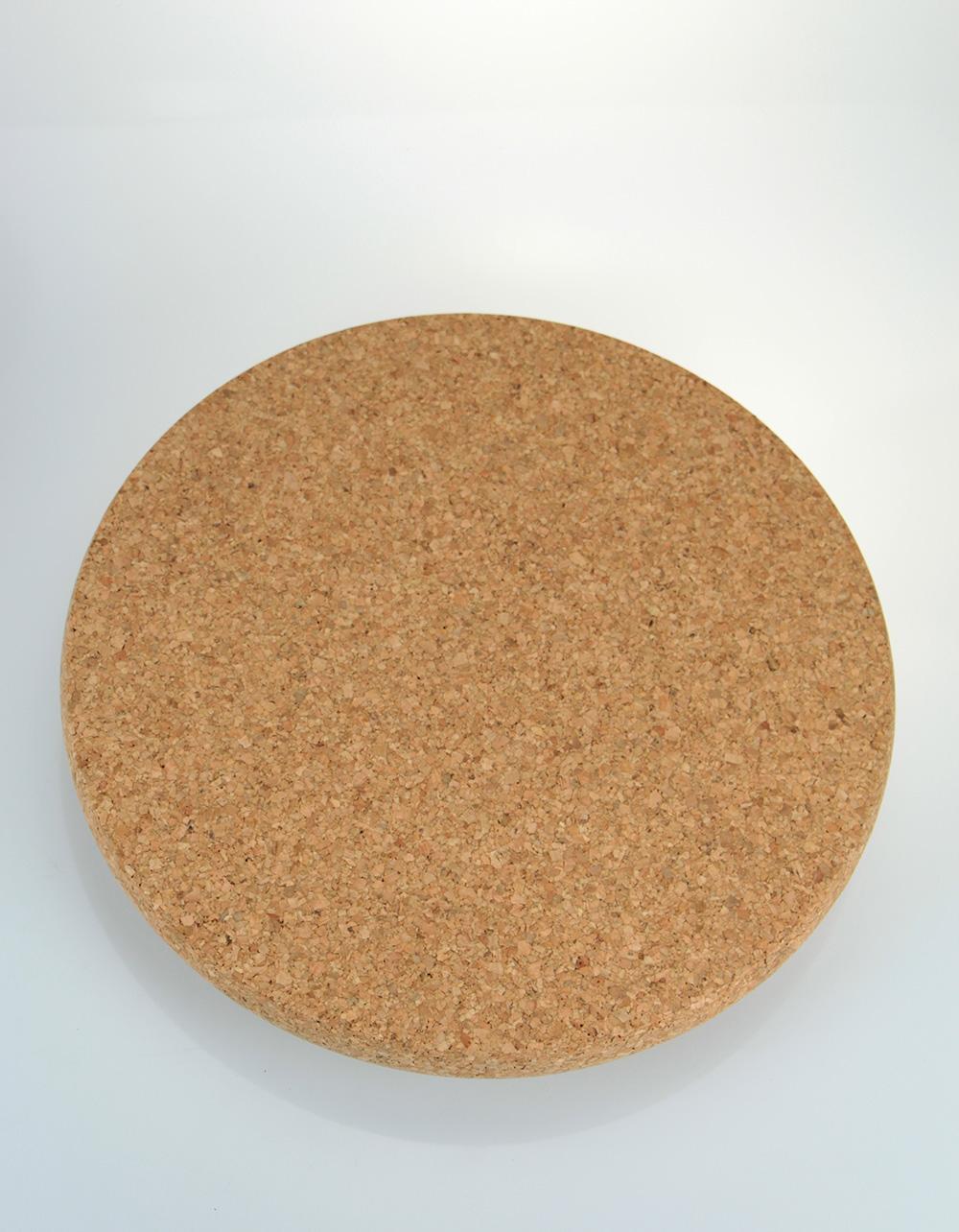The Essential Ingredient Round Cork Mat 30cm x 2cm
