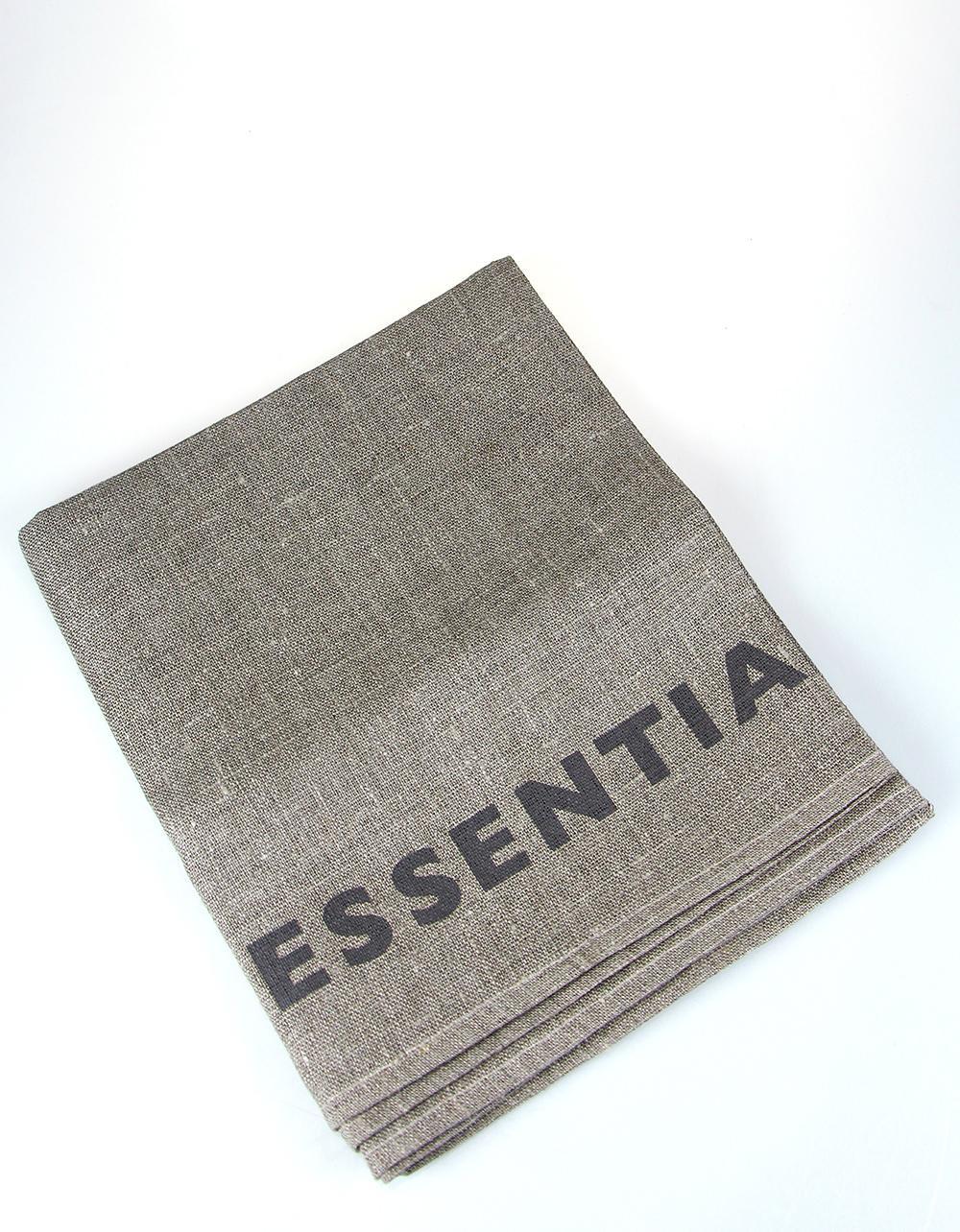The Essential Ingredient Pure Linen Tea Towel - Natural 80cm x 47cm