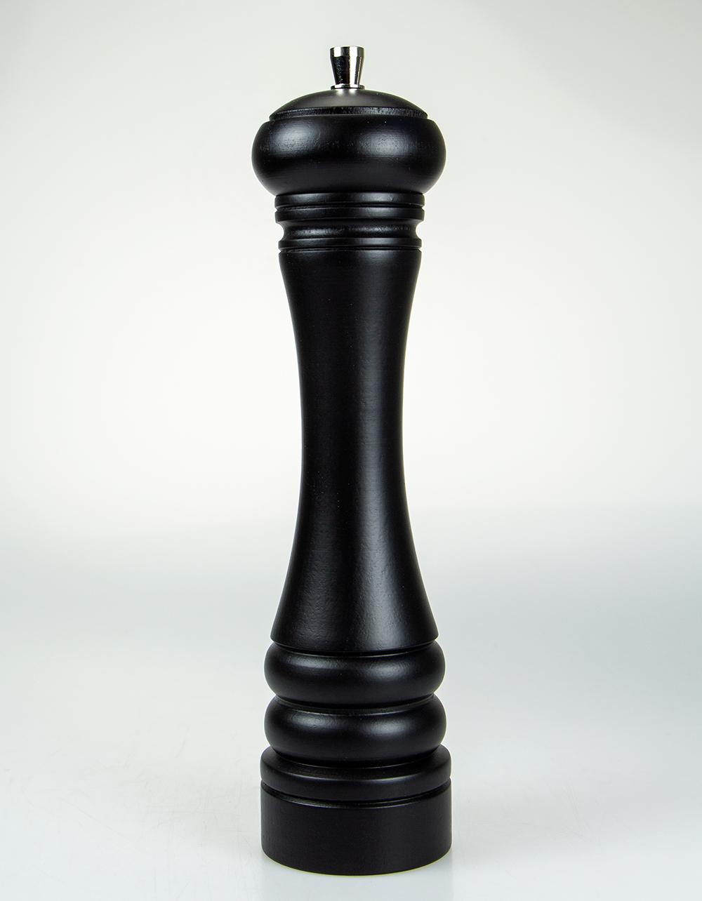 Marlux Java Salt Mill - Matte Black 25cm