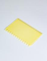 Pastry Scraper Comb