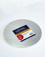 Cake Board - Silver 23cm