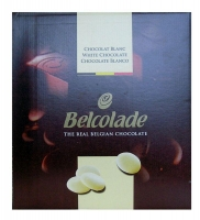 Belcolade White Buttons 28% 10kg