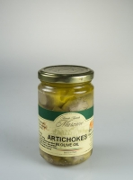Marzano Artichoke Hearts In Olive Oil 300g