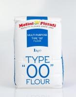 Molini Pizzuti Fine Italian 00 Flour 1kg