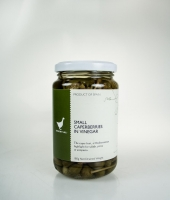 The Essential Ingredient Small Caperberries in Vinegar 180g