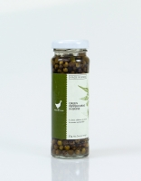The Essential Ingredient Green Peppercorns in Brine 65g