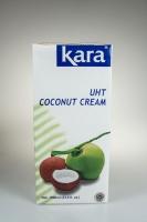 Kara Natural Coconut Cream 1L
