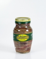 Anchovies in oil 160g