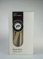 Black Olive Pappardelle Passion Pasta 250g
