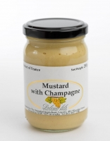 Delouis Mustard with Champagne 200g