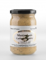 Delouis Mustard with Garlic & Parsley 200g