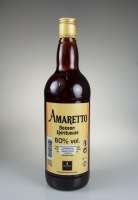 Premium Gastronomie Amaretto Cooking Liqueur 60% Vol. 1L
