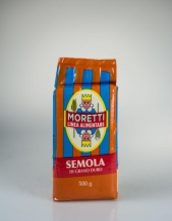 Moretti Durum Wheat Semolina Flour (For Pasta) 500g