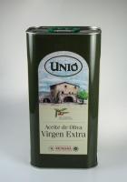 Unio Siurana 'D.O.P.'Extra Virgin Olive Oil 5L