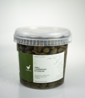 The Essential Ingredient Small Caperberries in vinegar 700g