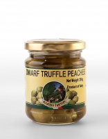 Sulpizio Tartufi Dwarf Peaches in Truffle Oil 200g