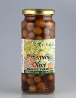 Cal Valls Organic Arbequina Olives 350g