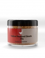The Essential Ingredient Yellow Mustard Seeds 90g