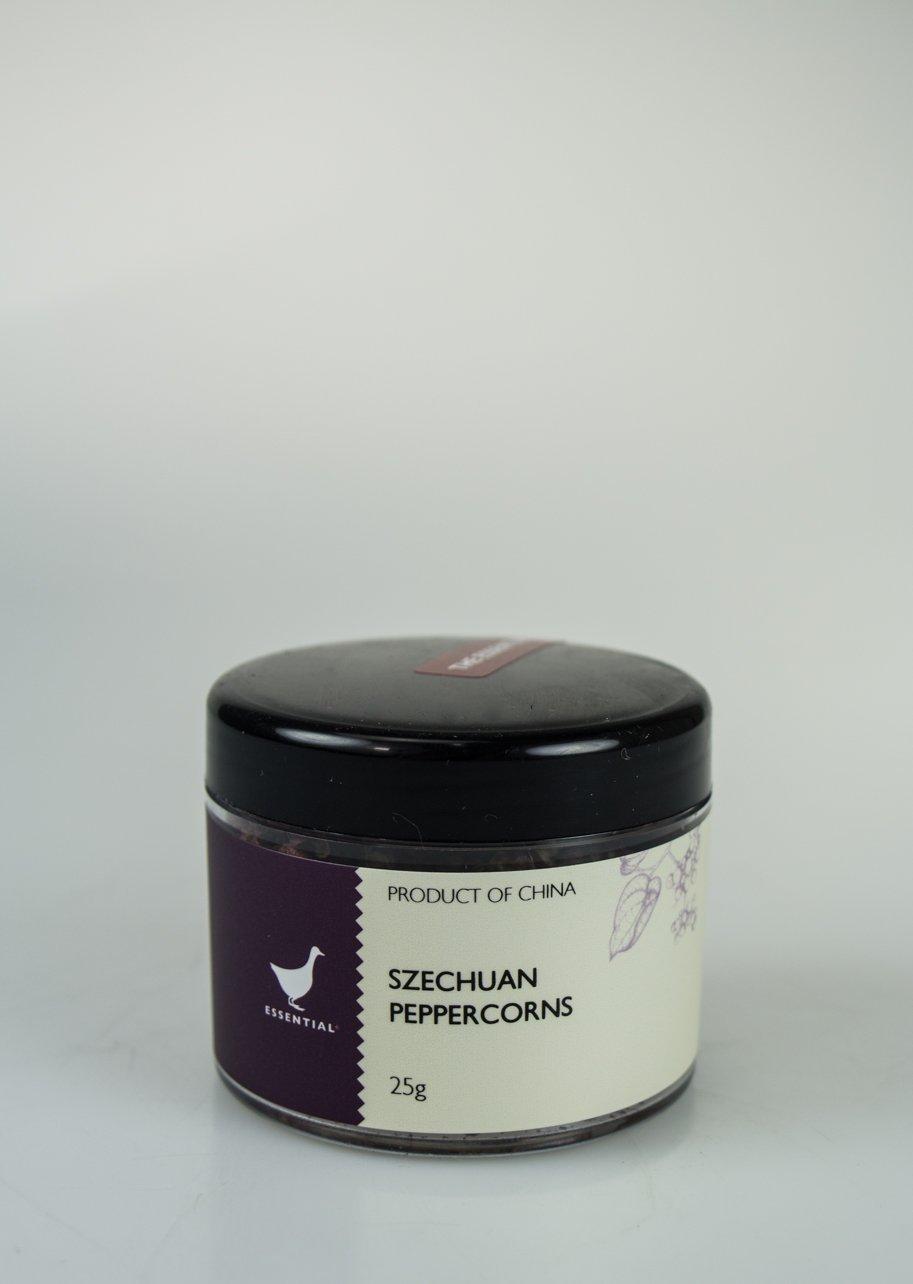 The Essential Ingredient Whole Szechuan Peppercorns 25g