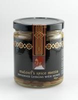 Malouf's Spice Mezza Preserved Lemons with Honey 260g