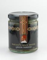 Malouf's Spice Mezza Green Harissa Paste 260g