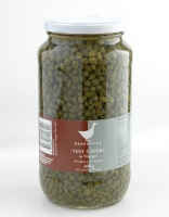 The Essential Ingredient Tiny Capers in Vinegar 600g
