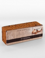 Fossier Spiced Gingerbread for Foie Gras 250g