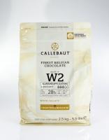 Callebaut Couverture White Callets 2.5kg